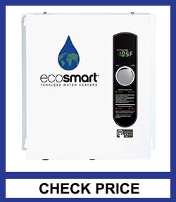 EcoSmart ECO 27 Tankless Electric Water Heater