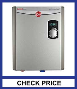 BEST Rheem RTEX-18 240V Tankless Water Heater 2019 REVIEWS
