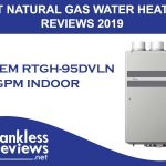 Best Rheem RTGH-95DVLN Tankless Natural Gas Water Heater Review 2019