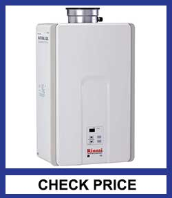 top Rinnai 7.5 GPM V75IN Indoor Natural Gas Tankless Water Heater Review