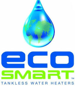 Ecosmart tankless water heater brand