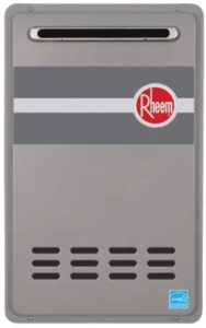Rheem RTG-84XLN 8.4 GPM Low NOx Outdoor Tankless Natural Gas Water Heater reviews