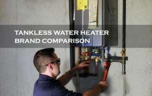 Tankless water heater brands 2019