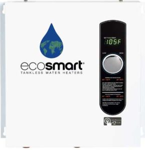 Best EcoSmart ECO 27 Electric Tankless Water Heater Review 2019