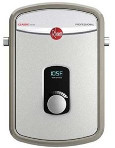 Rheem RTEX-13 240V Residential Heating Tankless Water Heaters 2019