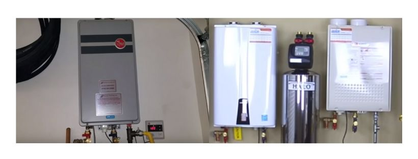 features of tankless water heaters 2020