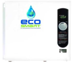 EcoSmart Eco 36 Electric tankless water heater