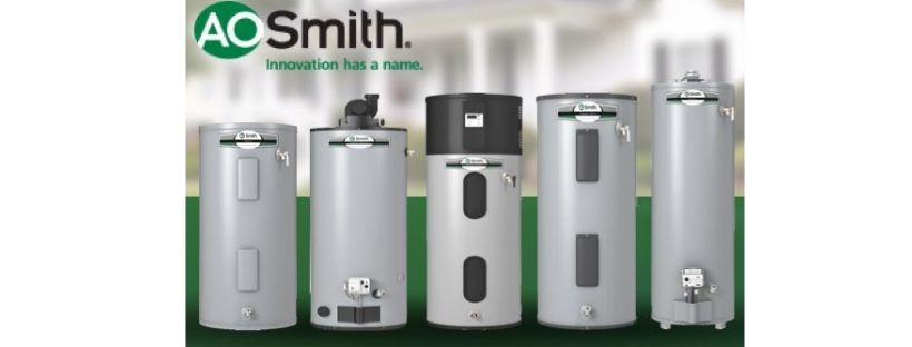 aosmith small water heaters 2020